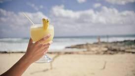 Smoothie de piña y coco para perder peso y acelerar el metabolismo