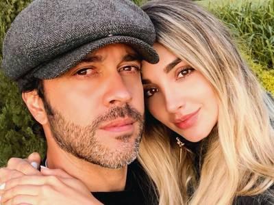 Melina Ramírez compartió sensual foto junto a su novio y se robaron suspiros