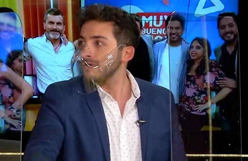 "Hugo Valencia en ""Me Late Prime"""