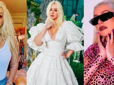 Los looks de Christina Aguilera que prueban que es la reina de la moda a sus 40