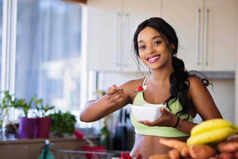 alimentos bajos calorías