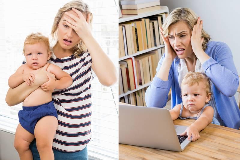 mitos maternidad real