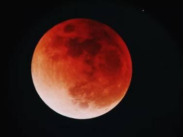 ¿Cuándo, cómo y dónde se puede ver la Luna de sangre de este mes de Octubre?