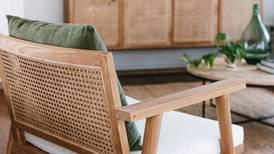 Consejos para incorporar muebles con fibras vegetales en la decoración