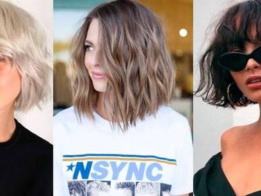 3 cortes de cabello bob que debes probar si nunca tienes tiempo de peinarte